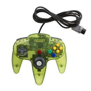 High Quality Long Handle Controller Pad Joystick for Nintendo N64 System