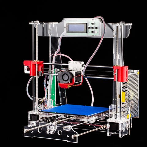 P802M Durable 3D Systems Printer 12V 20A Output 240W LCD Screen