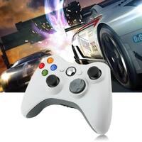 USB Wired Joypad Gamepad Controller For Microsoft Xbox & Slim 360 PC Windows 7