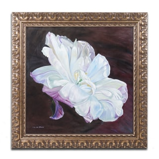 Lily van Bienen 'Hope' Ornate Framed Art