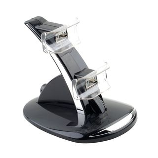 Dual LED Docking Charger Stand Station For Sony PS3 Wireless Controller