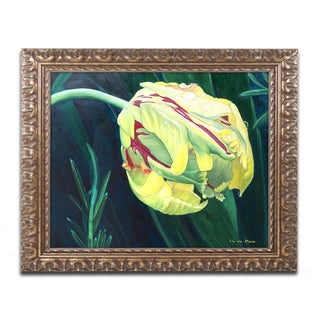 Lily van Bienen 'Dawn' Ornate Framed Art