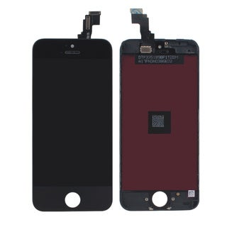 Front Housing LCD Display Touch Digitizer Screen Assembly for iPhone 5C