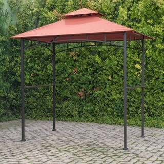 gazebos pergolas shop the best deals for jun 2017. Black Bedroom Furniture Sets. Home Design Ideas