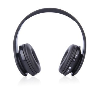 Foldable Wireless Stereo Bluetooth Over the ear Headphone
