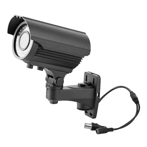 1/3-inch Sensor 1200TVL HD Bullet Security Camera IR LED CCTV TUBE OSD New