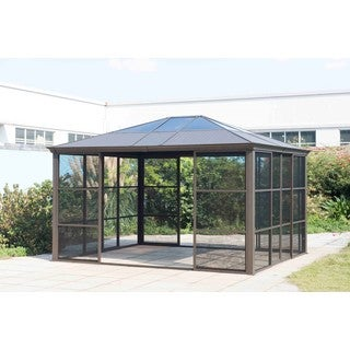 12ft x 14ft Screen House Gazebo