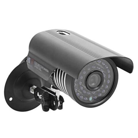 High Resolution Waterproof 1/3 cmos Surveillance Security Cameras 1200TVL