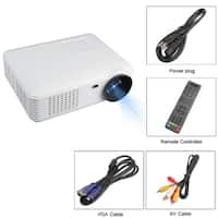 3D 1080P Projector Home Theater Cinema LED/LCD HDMI VGA AV TV