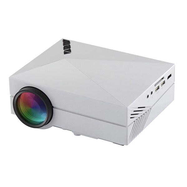 Mini Home Cinema Theater 1080p Hd Multimedia Usb Led: Shop Mini Portable Home Cinema Theater LED Projector HD