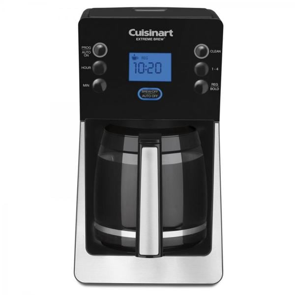 Cuisinart DCC-2850FR Perfect Brew 12-Cup Coffee maker Black (Refurbished)
