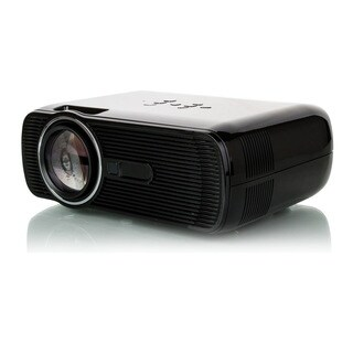 2300Lumen Portable HD 3D LED Projector Home Cinema Theater VGA USB AV HDMI