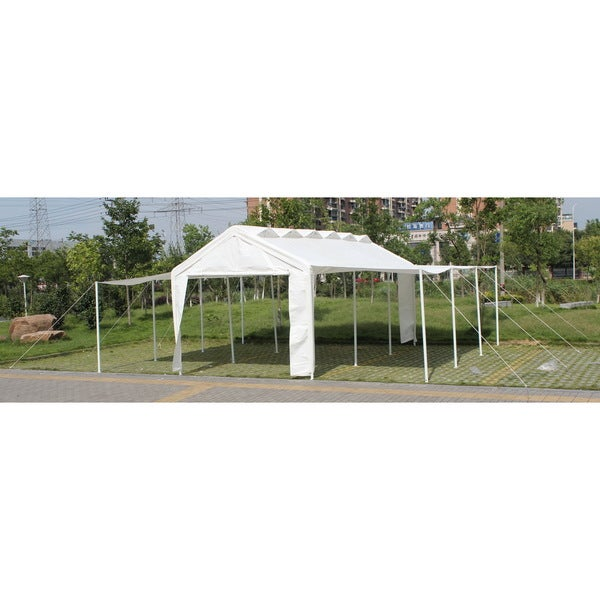 Shop 10x20 Party tent-Original Fabric - Free Shipping Today ...