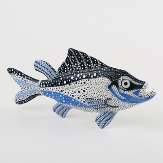 Sea Fish Figurine