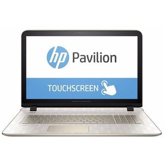 HP Pavilion 17-g219cy Notebook PC - AMD A10-8700P 1.8GHz, 8GB, 1TB, DVDRW, Windows 10 Home