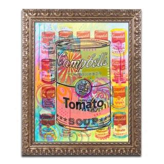 Dean Russo 'Tomato' Ornate Framed Art