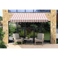 Stripe Classic Awning 16ft X 10ft
