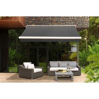 Semi-Cassette Awning, Model SP1208EM