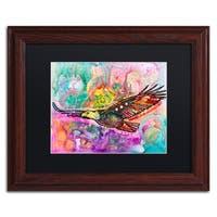 Dean Russo 'Eagle' Matted Framed Art