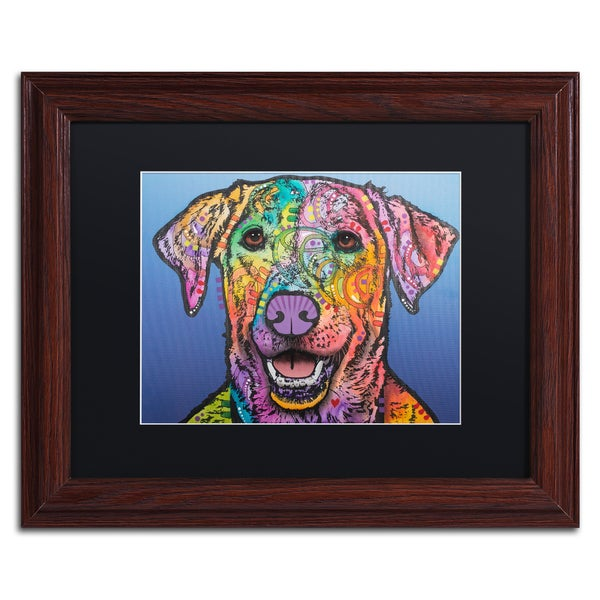 Dean Russo 'Rocco Custom-2' Matted Framed Art
