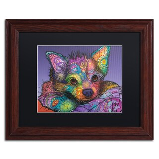 Dean Russo 'Romeo' Matted Framed Art