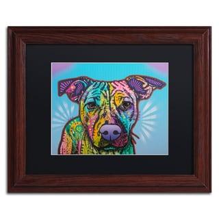 Dean Russo 'Roo' Matted Framed Art