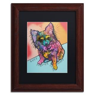 Dean Russo 'Lucy B' Matted Framed Art