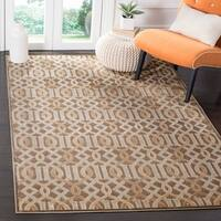 Safavieh Paradise Cream Viscose Area Rug - 8' x 11'