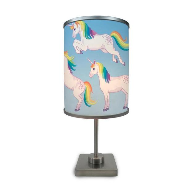"""Playful Unicorns More Than A Lamp, Framed Art Now Comes Down From The Wall"""
