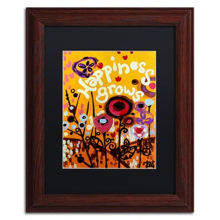 Natasha Wescoat '106' Matted Framed Art
