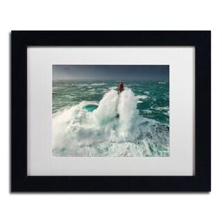 Mathieu Rivrin 'Power of Nature' Matted Framed Art