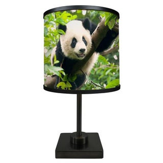 """Giant Panda More Than A Lamp, Framed Art Now Comes Down From The Wall"""