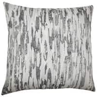 Xanti Graphic 22-inch Down Feather Throw Pillow Birch