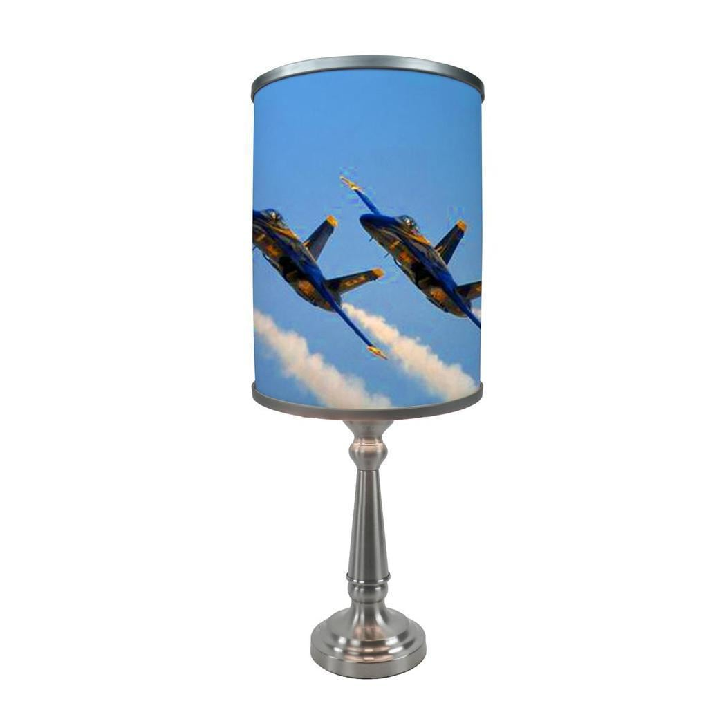 "ArtLight ""Blue Angels More Than A Lamp, Framed Art Now Co..."