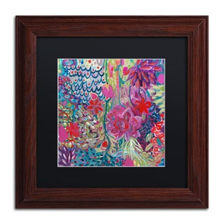 Carrie Schmitt 'Floating' Matted Framed Art