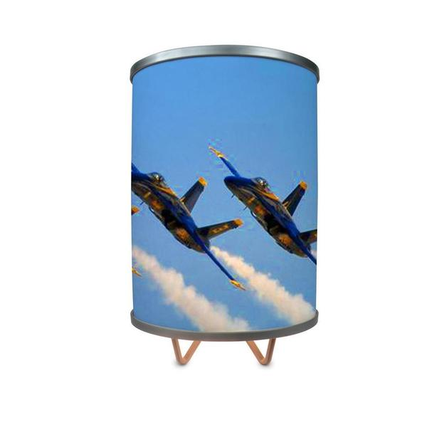 """""""Blue Angels More Than A Lamp, Framed Art Now Comes Down From The Wall"""""""