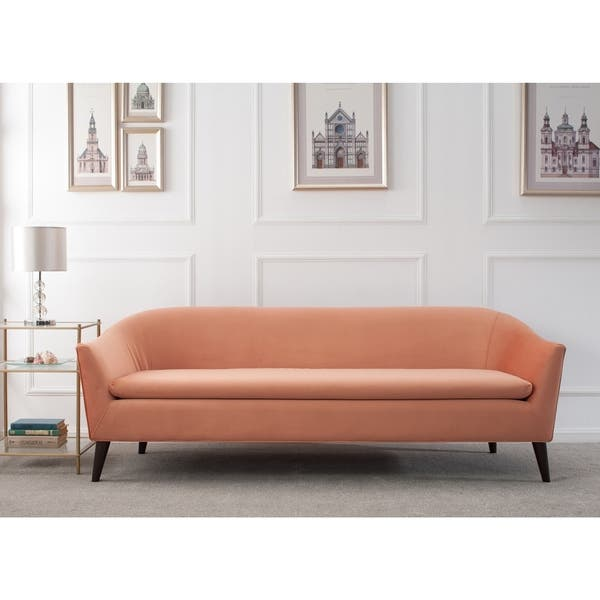Superb Shop Carson Carrington Clabby Mid Century Modern Sofa On Pdpeps Interior Chair Design Pdpepsorg