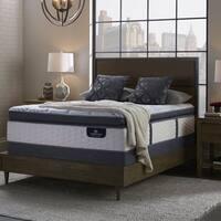 Serta Perfect Sleeper Brightmore Super Pillow Top Twin XL-size Mattress Set