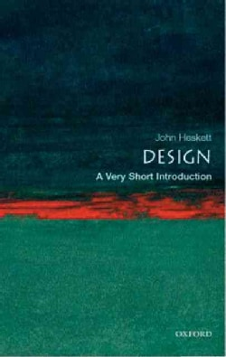 Design: A Very Short Introduction (Paperback)