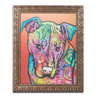 Dean Russo 'Sweetie Pie Custom-4' Ornate Framed Art