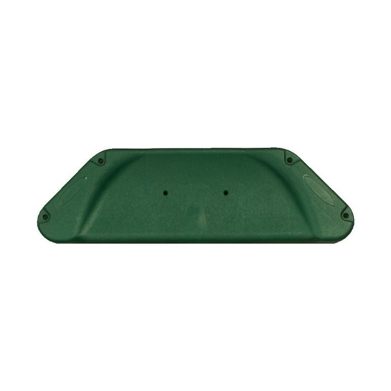 "Playstar Sandbox Seat (1"" high x 7"" wide x 5"" deep), Green"