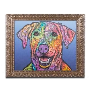 Dean Russo 'Rocco Custom-2' Ornate Framed Art