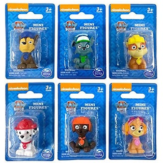 Spin Master Paw Patrol Pvc Figures With Blister Card (Case Pack of 36)
