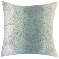 Tamasine Floral 22-inch Down Feather Throw Pillow Cove