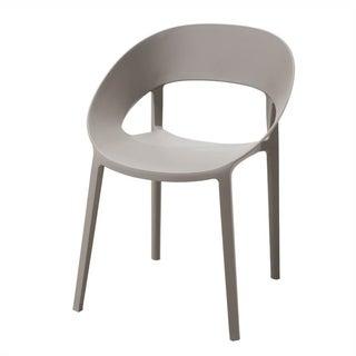 Sunjoy Mid-century Modern Blue and Beige Chair