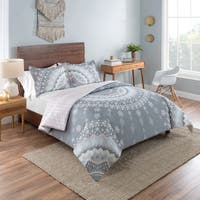The Curated Nomad Abner Phelps Reversible Comforter Set