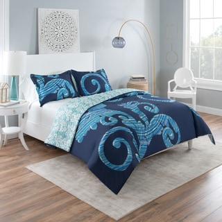 Vue Zendaya Reversible 100% Cotton Comforter Set