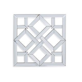 Bassett Mirror Company Vida Square Wall Mirror