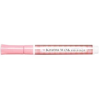 Kirarina Wink Glitter Pen-Baby Pink