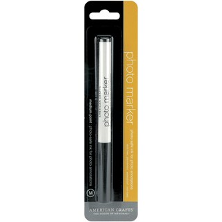 Scrapbook Utility Pen-Photo Marker-Black